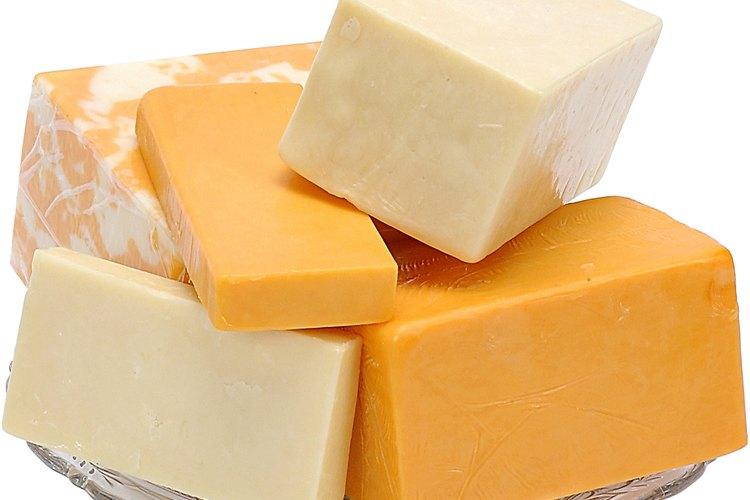 Deshidratar queso en casa es una manera sana de guardar queso.