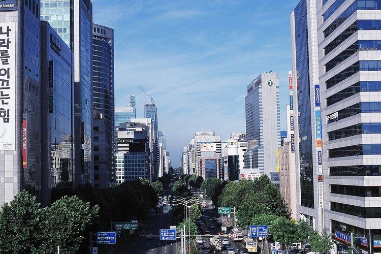 Ciudad de Seúl, Corea del Sur.