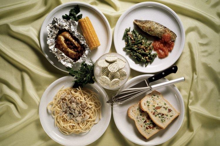 Cocinar vegetales en aluminio es simple, efectivo y no es difícil de aprender.
