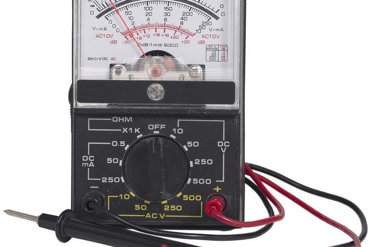 Prueba el circuito del inyector de tierra.