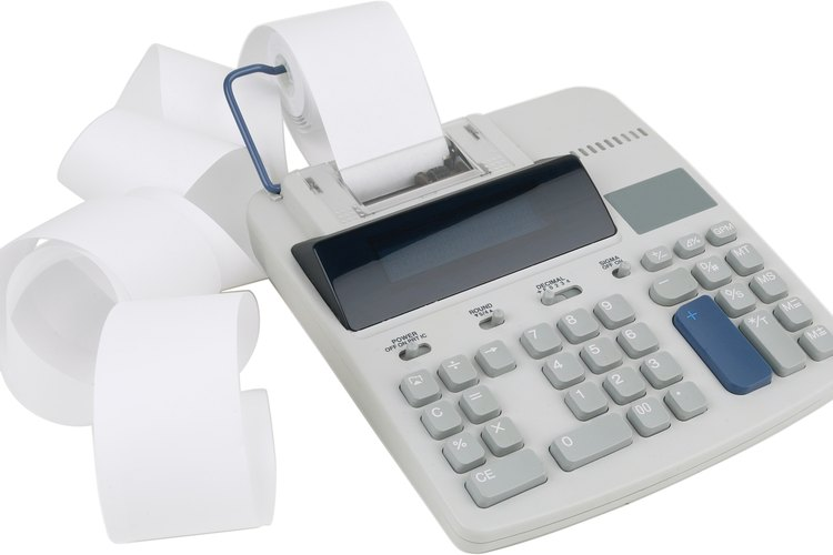 Los cálculos financieros suelen incluir decimales.