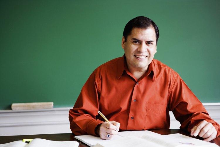 Los maestros tendrán diferentes necesidades de capacitación profesional en función del nivel en el que enseñan.