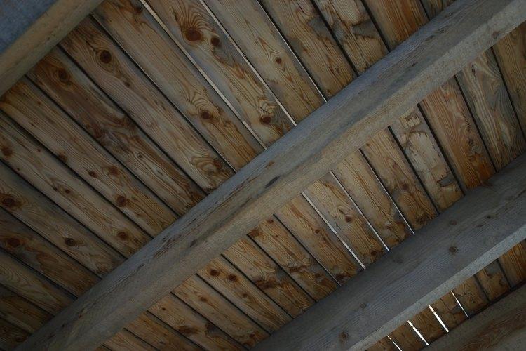 Ideas para techos de madera for Ideas para techos de madera