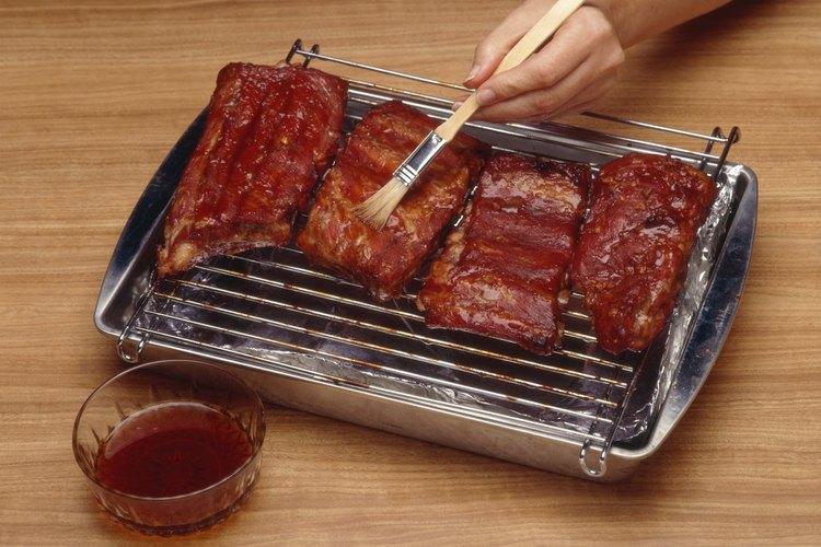 Asegúrate de no sobrecocer tu carne incluso si quieres crearle una corteza con glaseado.