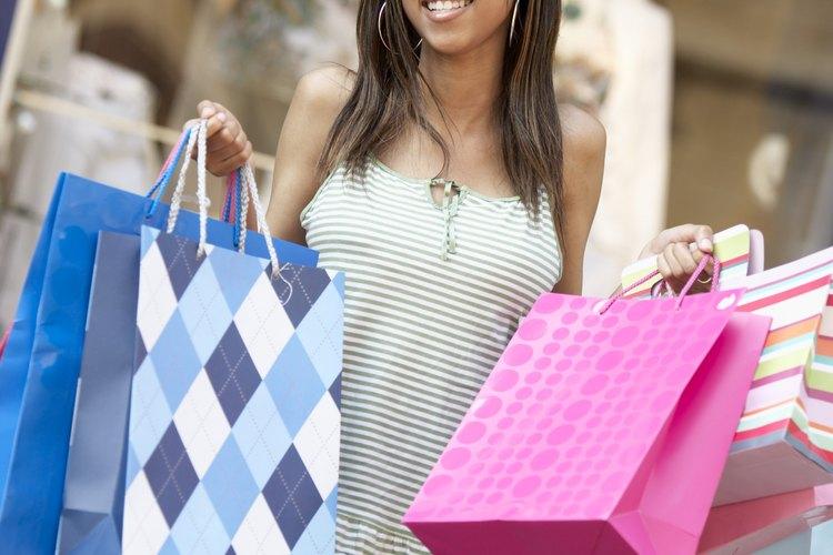 Las compras de regreso a clase son una tarea de la lista de verificación.