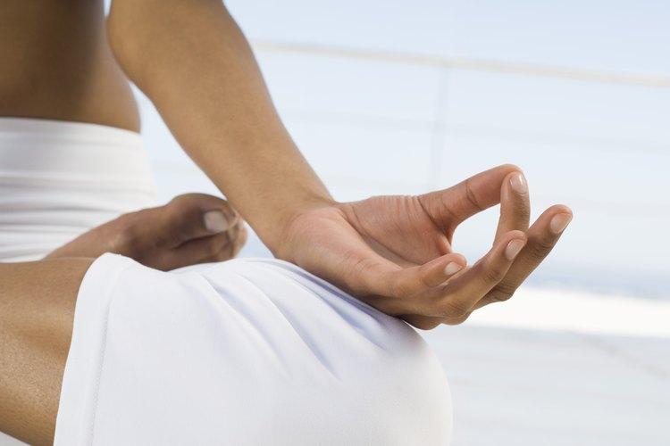El yoga, una actividad muy completa.