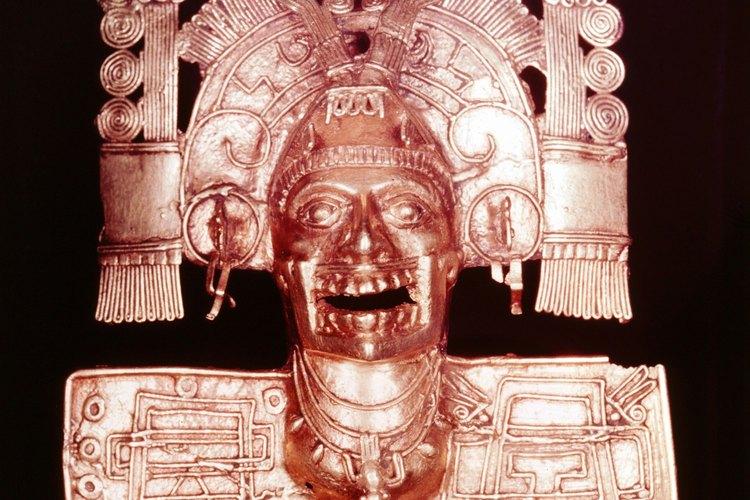 Dios azteca.