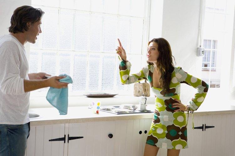 Tómate el tiempo necesario para resolver los problemas con tu novia dramática.