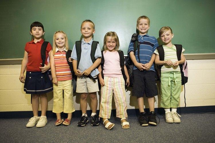 Los niños generalmente alcanzan los mayores hitos del lenguaje a los 6 años de edad.