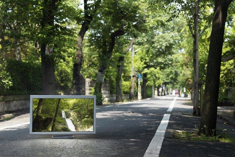 La televisión es, hoy en dia, la ventana de la realidad.