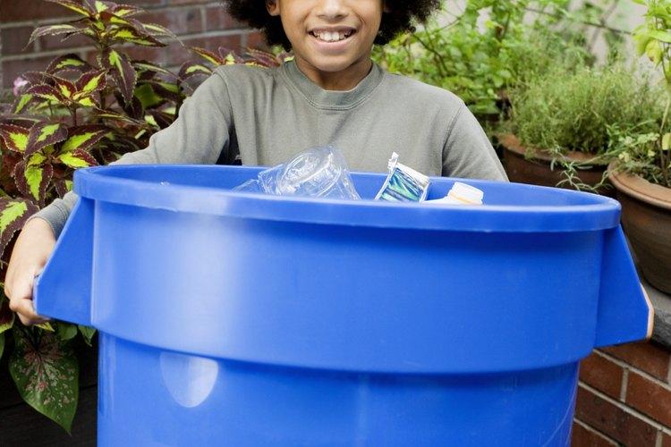 Mejora los programas de reciclaje.