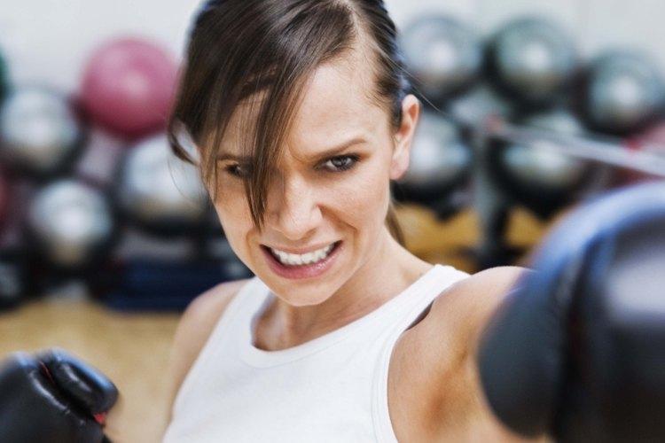 Mide el alcance de tus brazos como los boxeadores.