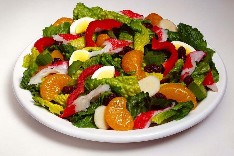 Los pimientos dulces le añaden color a todos los platos.