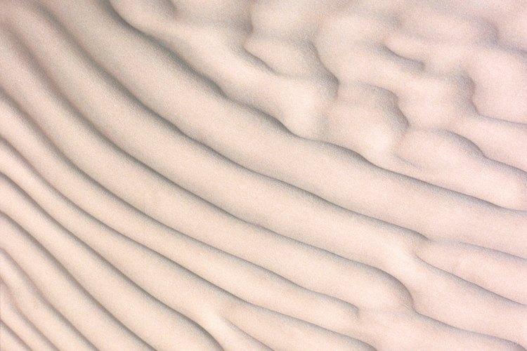 Este material se llama ahora barniz del desierto.