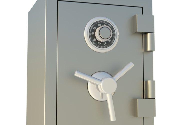 Una caja fuerte en tu vivienda es una buena inversión de seguridad.