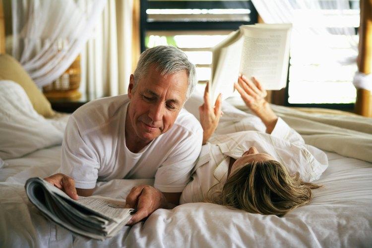 La lectura es muy importante para descansar la mente.