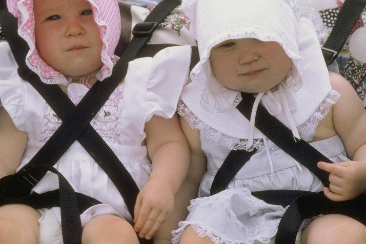Los gemelos significan el doble de trabajo y el doble de risas.