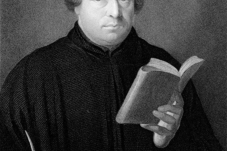 """Martín Lutero es conocido como el """"Padre de la Reforma""""."""