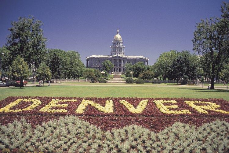 Civic Center Park, ubicado frente al capitolio del estado, es el lugar ideal para ver eventos infantiles durante todo el año.