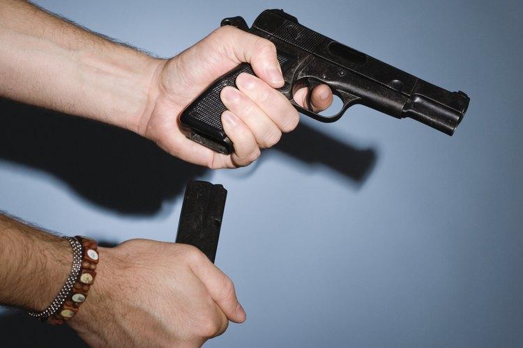 Las armas de fuego son más fáciles de conseguir en los Estados Unidos que en otros países.