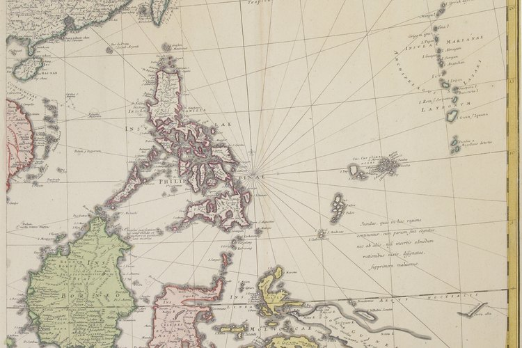 Indonesia es un ejemplo de un estado fragmentado.