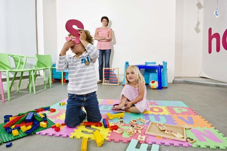 Los niños pequeños pueden desarrollar un sinnúmero de habilidades en preescolar.