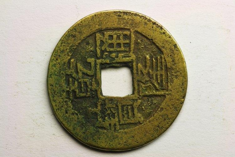 Recoger monedas agujereadas es un pasatiempo gratificante.