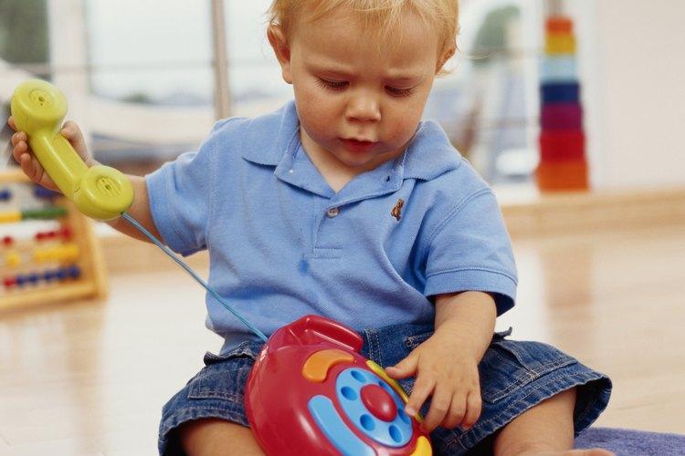 Un bebé refuerza muchos músculos clave mientras está sentado.