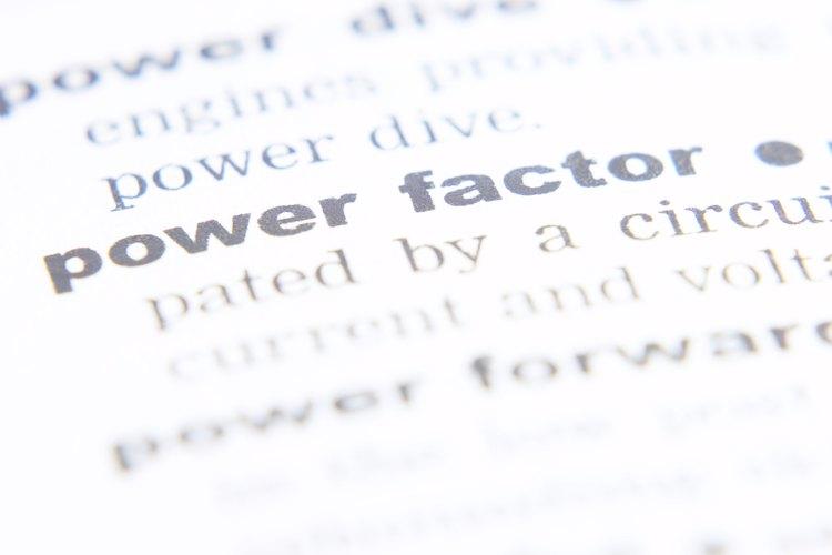 La corrección del factor de potencia puede reducir el costo de la electricidad.