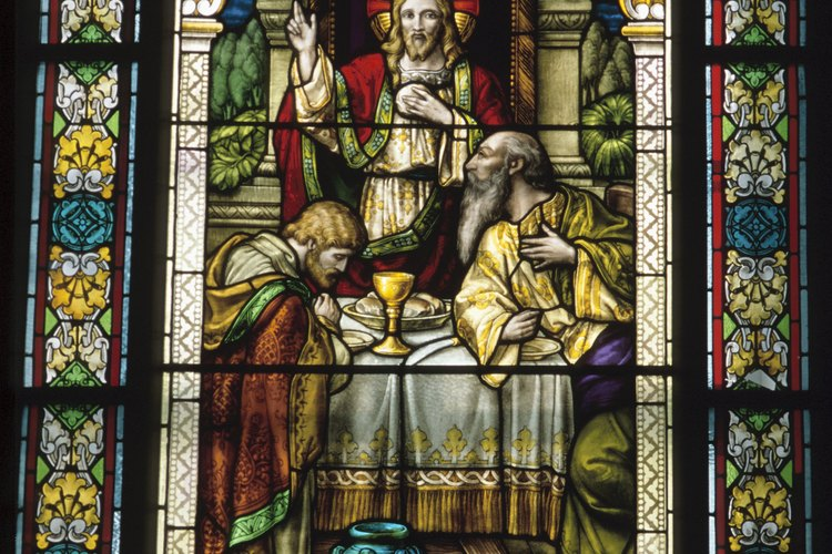 Los discípulos de Jesús dejaron sus casas y trabajos para seguirle.