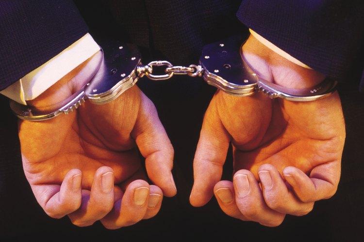 Dependiendo de por qué eres arrestado, un juez podría denegar tu fianza.