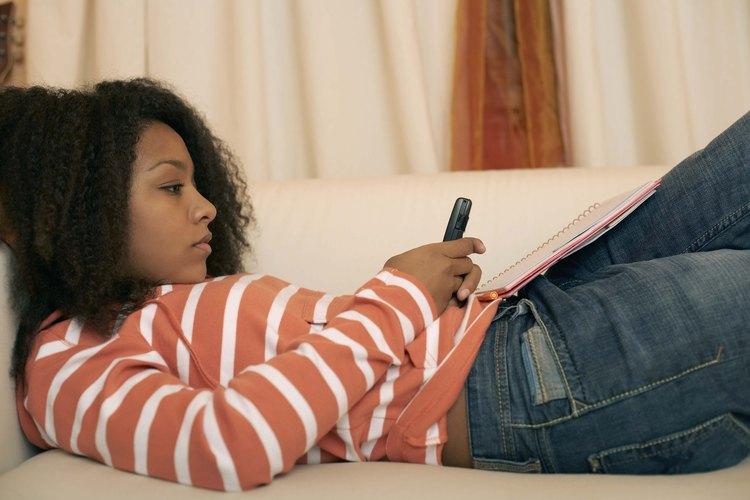 Los mensajes de texto exigen conocimientos tecnológicos de los padres de adolescentes.