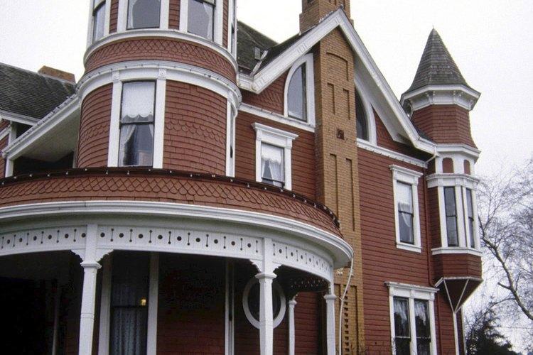 Decide qué colores lucirán bien en la parte exterior de tu casa.