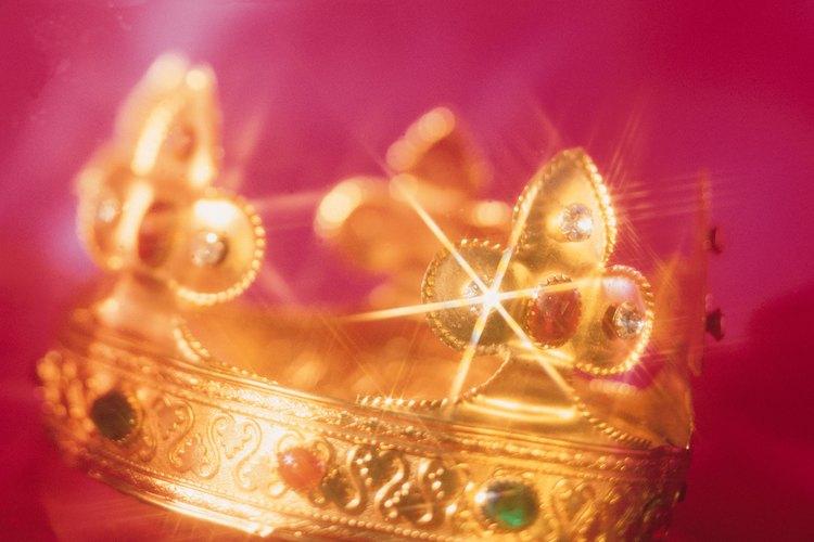 Las joyas de la corona británica contienen varios zafiros.