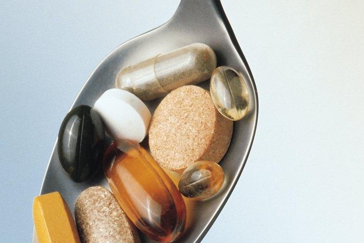 Los langostinos tienen gran cantidad de vitaminas.