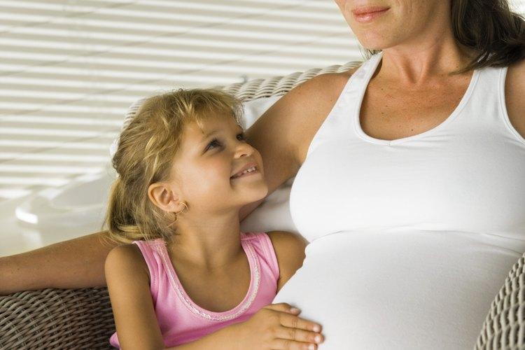 Algunas madres prefieren esperar para tener otro bebé.