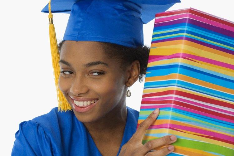 Elige el mejor regalo para tu graduado.