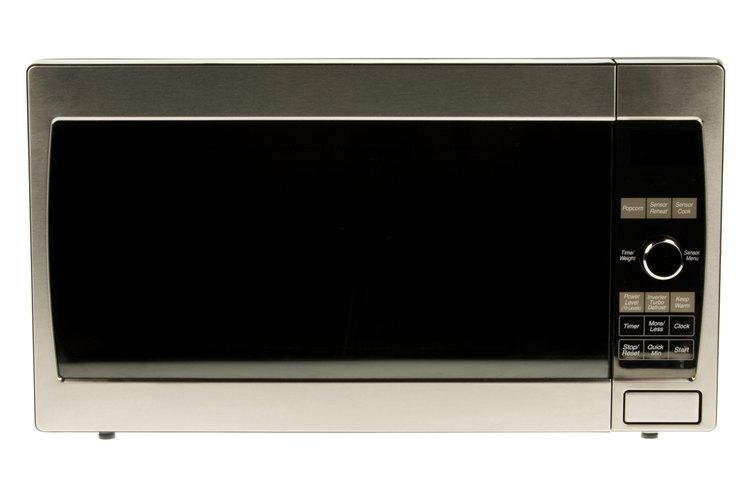 El microondas normalmente genera vapor durante el proceso de cocción.