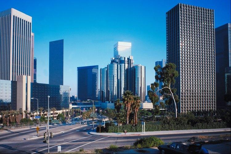 Octubre en Los Ángeles es soleado y caliente, pero en noviembre llegan las lluvias.