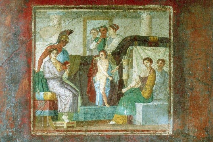 El segundo matrimonio de Afrodita fue con Ares, dios de la guerra, que fue su amante durante mucho tiempo.
