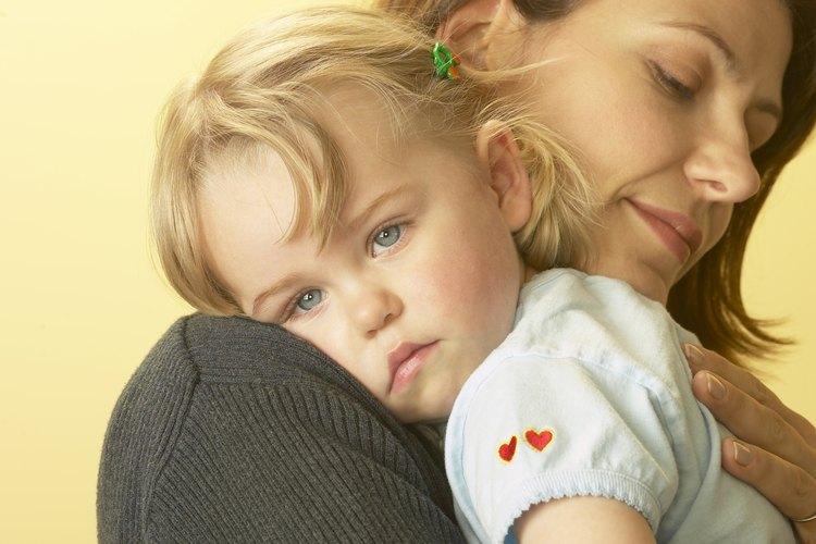 La custodia puede significar comodidad para el niño.