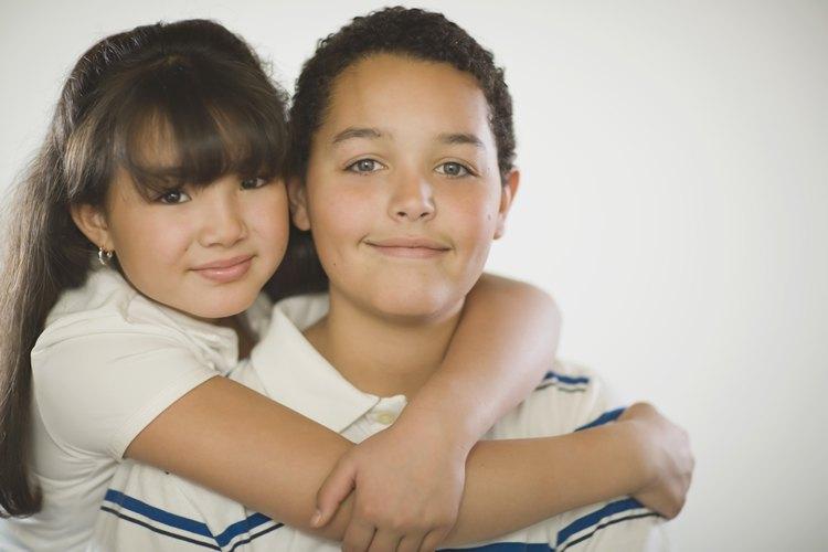 Construye el espíritu de equipo entre hermanos de forma que puedan hacer frente a cualquier cosa.