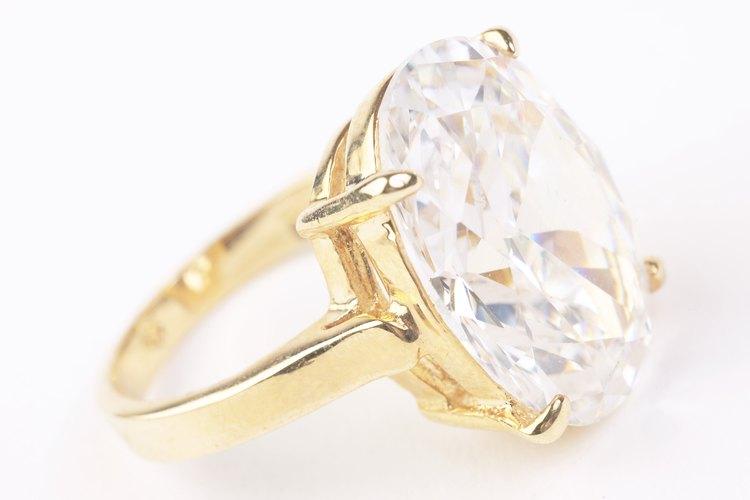 La calidad de un diamante puede ser verificada por el GIA.