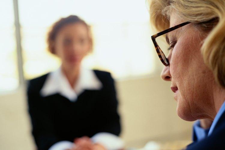 Debes prepararte con anticipación para la entrevista tradicional de empleo.
