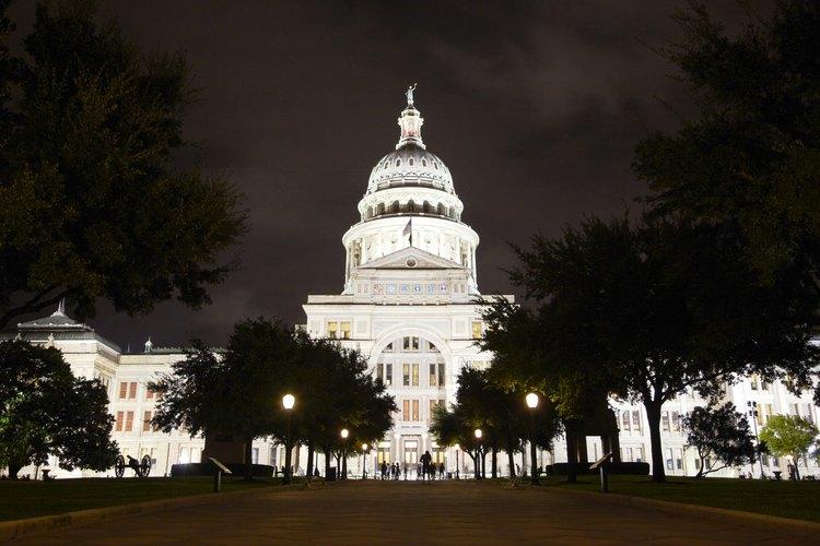 Austin es la capital de Texas.