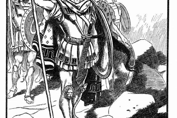 Para los griegos la imperfección trágica de los personajes se limitaba a los héroes épicos.