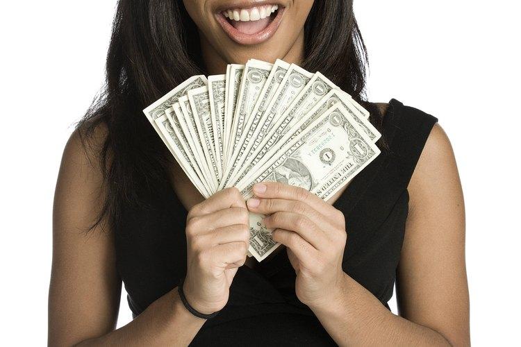 Los gastos son todos los costos que una empresa paga.