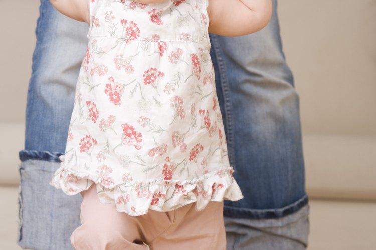 El comportamiento de tu hijo se desarrollará mientras comienza a explorar su entorno.