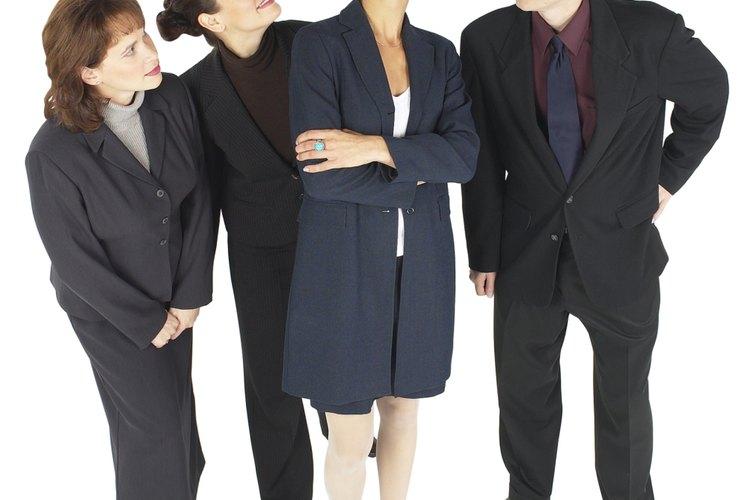 Estándares de trabajo para un supervisor de primera línea |