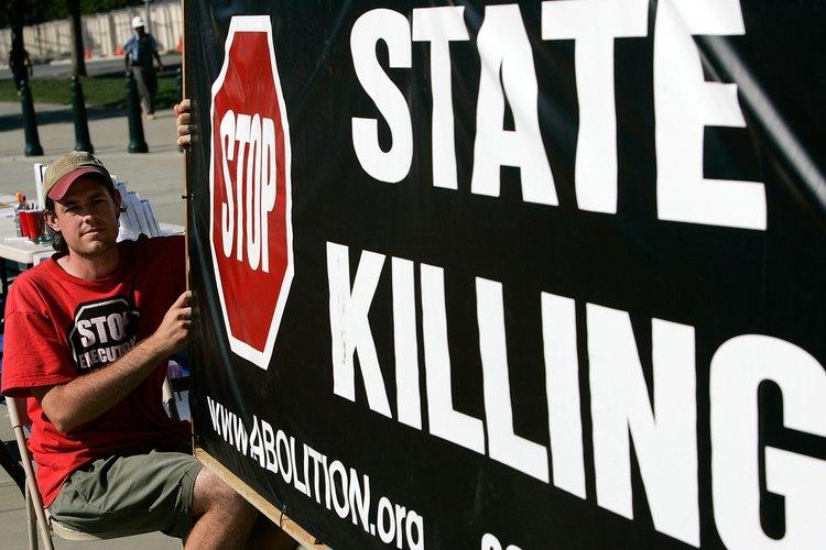 La pena capital genera una interesante discusión entre los que la apoyan y los detractores.